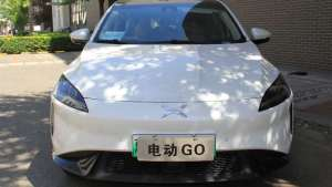 电动GO | 小鹏G3自动泊车驾驶演示