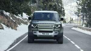 2020 Land Rover DEFENDER路虎新一代卫士动态展示性能