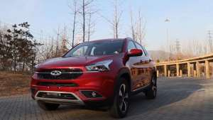 含国产紧凑级SUV所有优点,奇瑞集大成者车型,新款将于18日上市