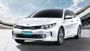 电动GO | 纯电续航75公里,百公里综合油耗1.3L,起亚K5插电混动版