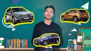 网友:入门豪华SUV!奔驰GLB/宝马X1/凯迪拉克XT4,怎么选?