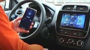 手机竟然可以远程控制雷诺e诺,这一点你知道吗?