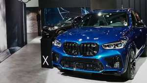 兼具颜值与性能!这辆宝马X5 M你喜欢吗?