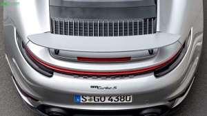 2021款保时捷911 Turbo S(992)- 外观、内饰展示