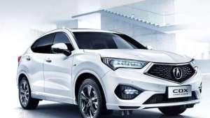 【车视头条】高端版本田缤智?讴歌CDX新增车型上市,配置更丰富