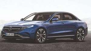 续航领先特斯拉Model S?北京奔驰投产E级纯电动,续航达600km