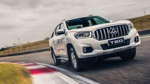 上汽MAXUS T60柴油国六版上市 9.98刷新最低起售价
