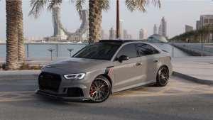 弹射起步加到极速,试驾全新奥迪RS 3 Sedan!