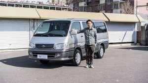 """""""金杯""""们的原型车,物流界的硬通货——体验丰田海狮H100"""