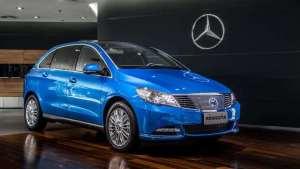 奔驰造了一台百公里加速4秒的SUV,只卖28万?