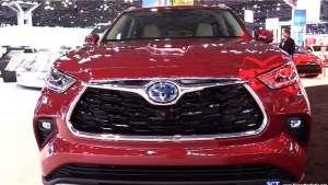产品力进一步提升,丰田汉兰达混动版实拍体验!