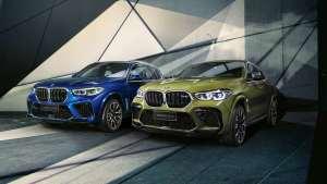 全新BMW X5 M/X6 M上市 售价为143.89万元/146.89万元