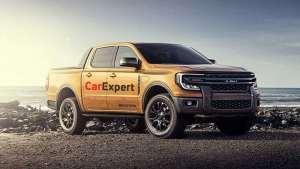 """""""精致""""的越野硬汉!2022款福特Ranger或提供PHEV车型,配置丰富"""