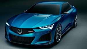 讴歌全新一代讴歌TLX即将发布,驭车控们的大玩具