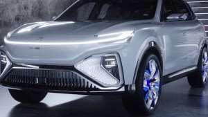 定位高端纯电动SUV,荣威MARVEL-R将8月上市,还配5G技术