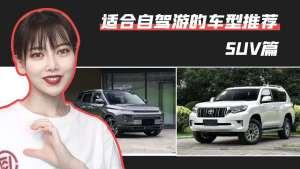 【出行情报局】自驾游推荐车型-SUV篇