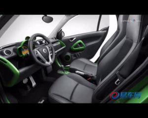 2012北京车展 全新奔驰smart亮相