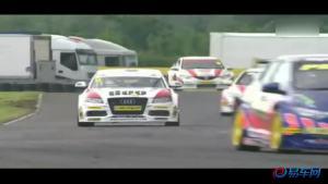 MG6重返BTCC赛事 表现不俗名次靠前
