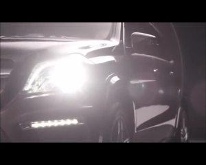 全新越野车典范大气登场 2013款奔驰GL