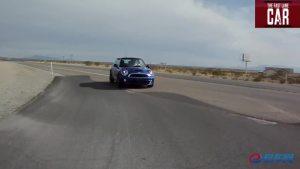 小车也疯狂 MINI COOPER对阵菲亚特500