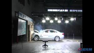 华晨H530 C-NCAP碰撞测试荣获五星