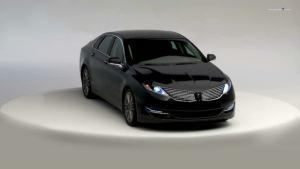 23万起售 2013款林肯MKZ豪华轿