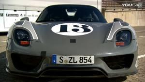 奢华之作 2013款保时捷918 Spyder