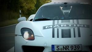 霸气超跑 2013款保时捷918 Spyder试驾