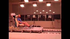 长城C50 C-NCAP安全测试 座椅鞭打碰撞