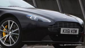 2013款阿斯顿马丁V8 Vantage超跑