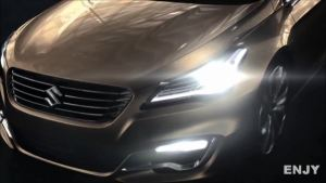 未来构想 铃木发布Authentics概念车