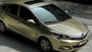 新生代A级家轿 海马M3产品介绍视频