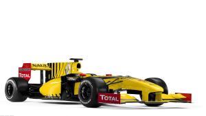 引领潮流 雷诺F1引擎新技术小电影