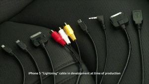 用车指南 奥迪音频输入接口控制简介