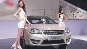 上海车展 东南汽车V6菱仕自由上市