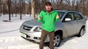 雪地越野实测 比亚迪S6外媒试驾