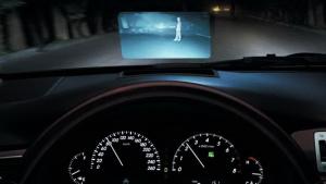 易车讲堂 综合评测汽车夜视系统