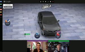 便利生活 丰田联手谷歌开发购车系统