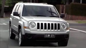 2014款Jeep自由客 外观整体棱角分明