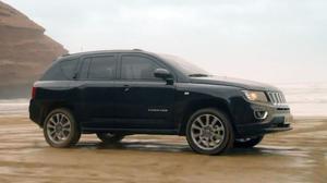 Jeep家族出动 指南者与牧马人沙漠狂欢