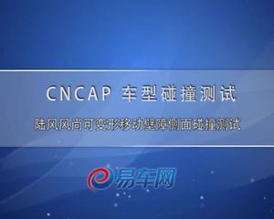 陆风风尚CNCAP侧面碰撞测试视频