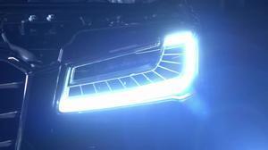 奥迪汽车设计语言 LED照明科技解析