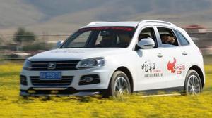 众行中国第五季 众泰T600环青海湖之旅