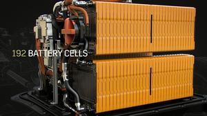 2017款凯迪拉克CT6 插电式混合动力推进