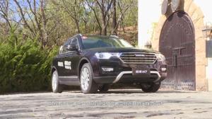 高品质中型SUV哈弗H7 全路况实测