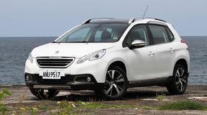 媒体评测标致2008汽油版 最大马力110匹