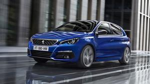 2018款标致308 配备全新驾驶辅助系统