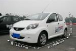 经济实惠 六款自主品牌微型车导购