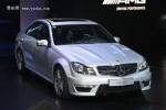 进口奔驰C63 AMG接受预订 订金10万元