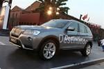 2012年BMW X之旅正式启动 将首次踏足境外
